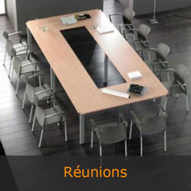 Mobilier de réunions